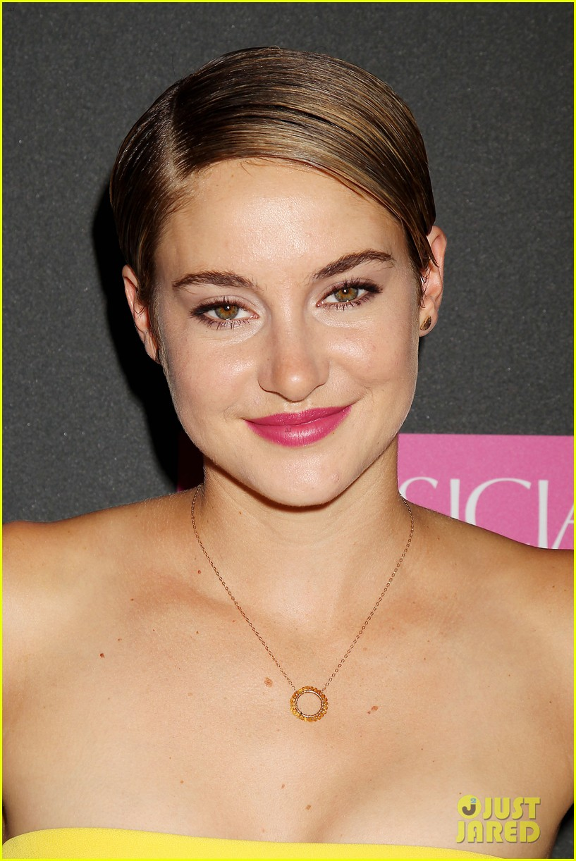 shailene woodley fault in our stars nyc premiere 133126859