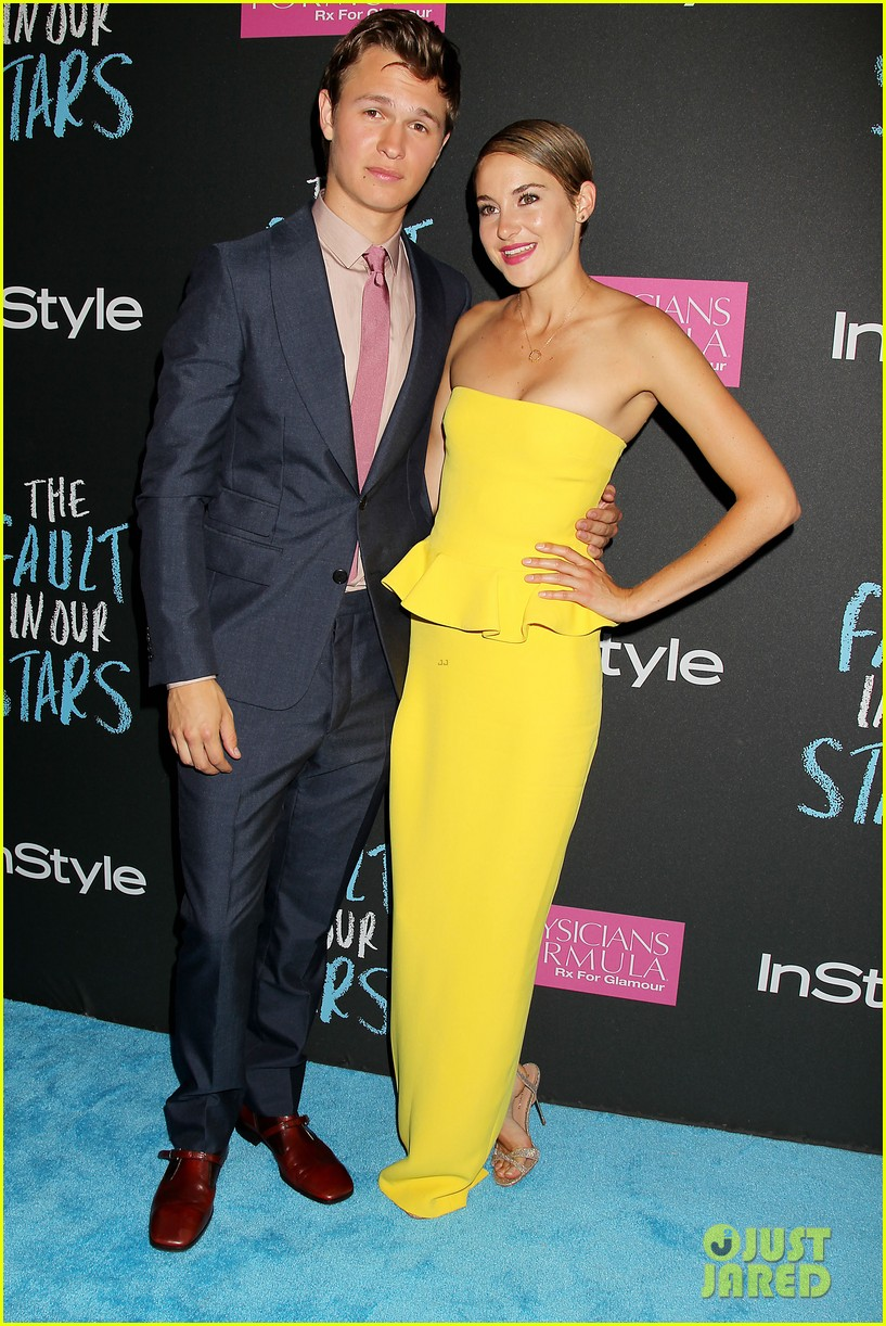 shailene woodley fault in our stars nyc premiere 213126867