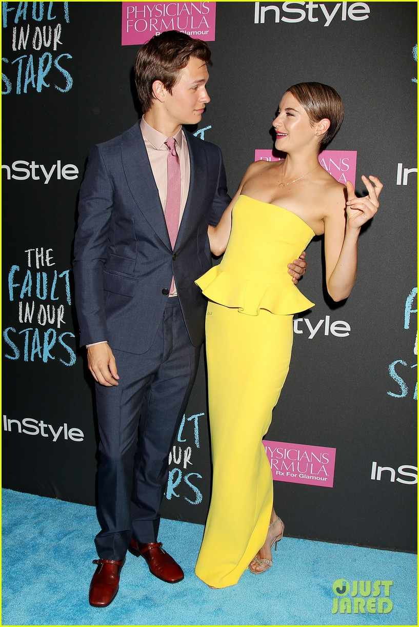 shailene woodley fault in our stars nyc premiere 24