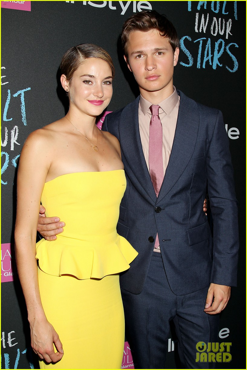 shailene woodley fault in our stars nyc premiere 293126875