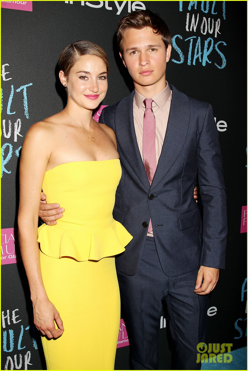 shailene woodley fault in our stars nyc premiere 303126876