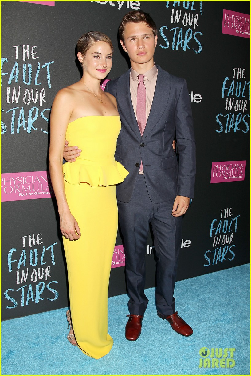 shailene woodley fault in our stars nyc premiere 323126878
