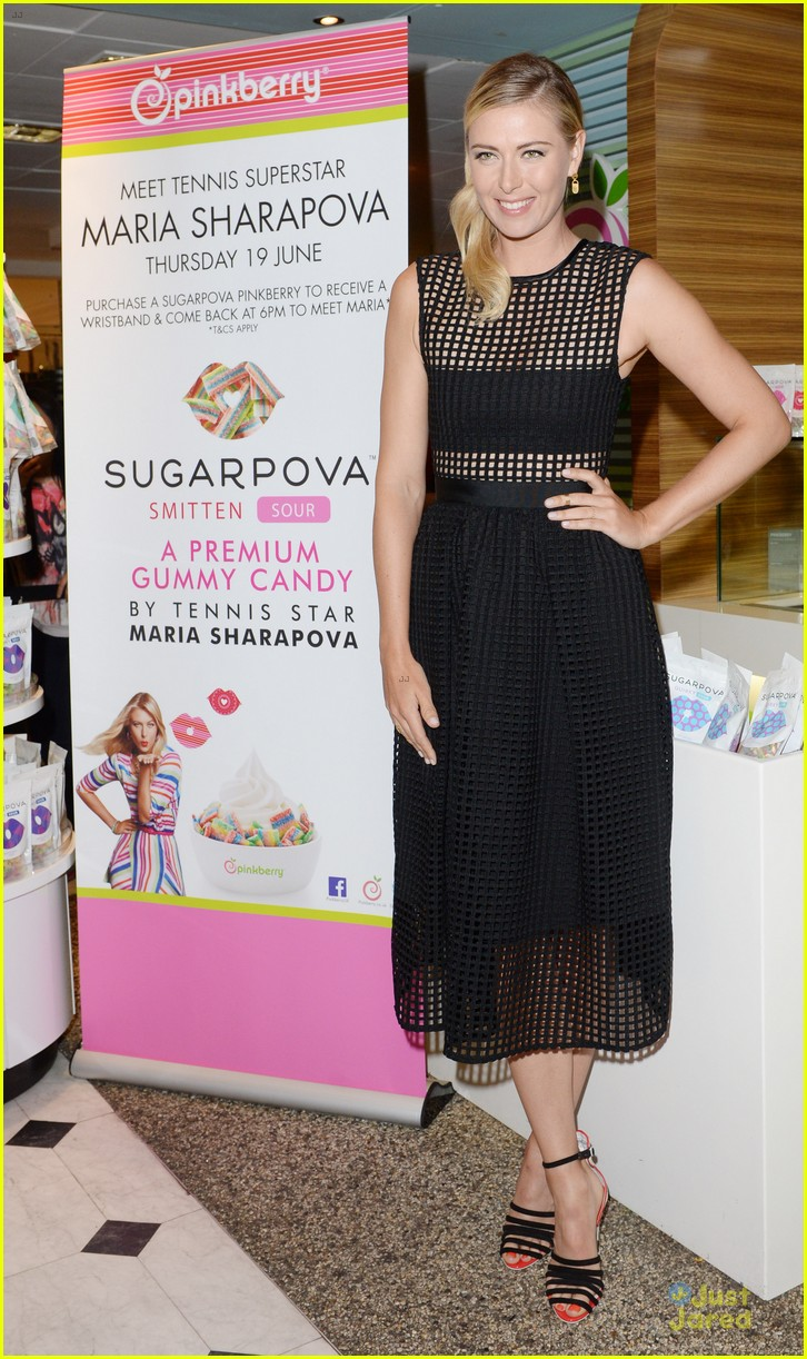 maria sharapova serena williams pre wimbledon party 133139667