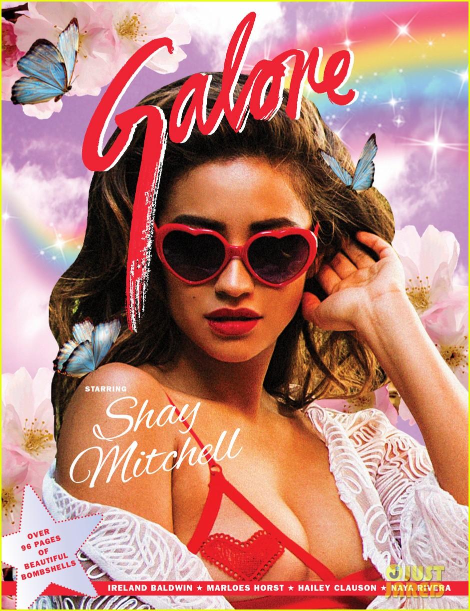 shay mitcchell galore magazine 033133899