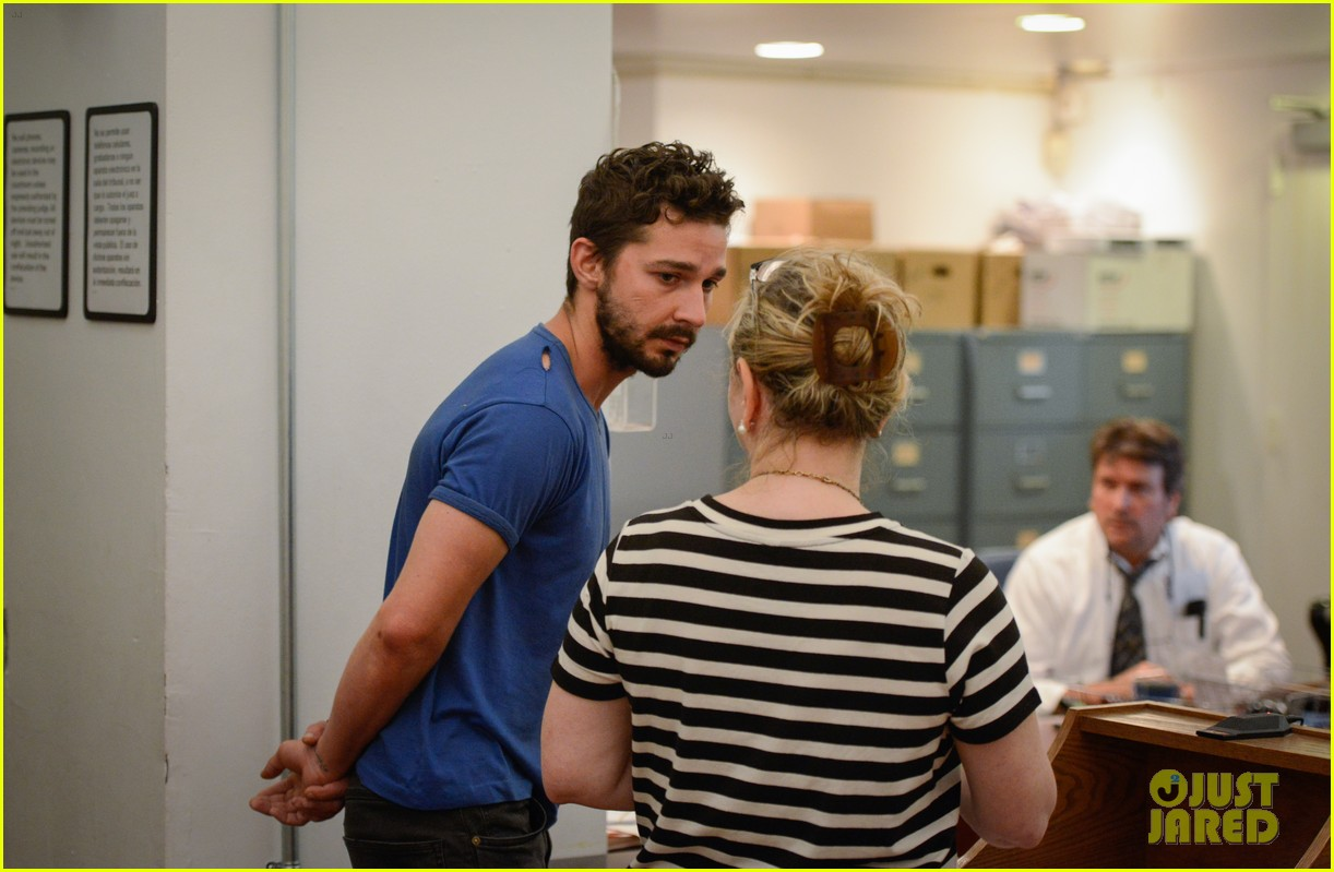 handcuffed shia labeouf is arraigned in court after arrest charges 043144766