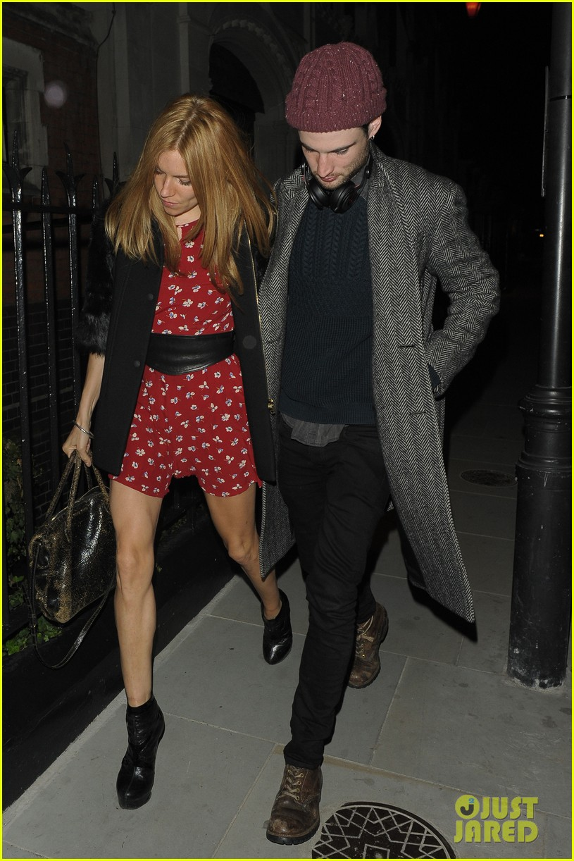 sienna miller tom sturridge date night in london 033129772