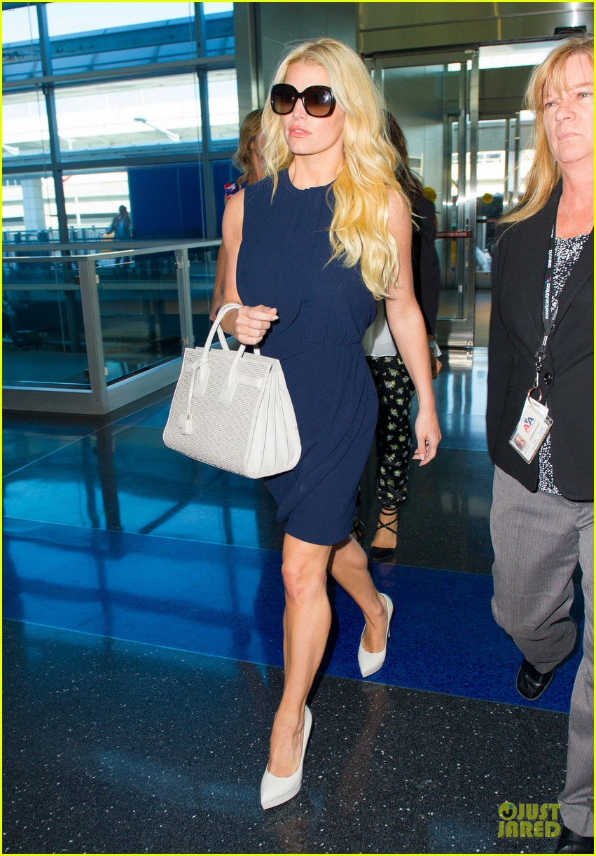 jessica simpson ashlee excited for wedding to eric johnson 033133542