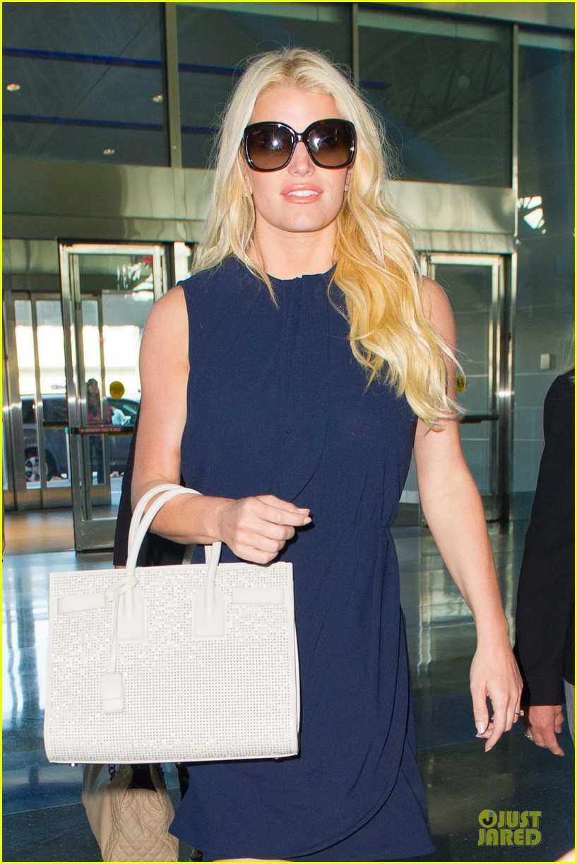 jessica simpson ashlee excited for wedding to eric johnson 063133545