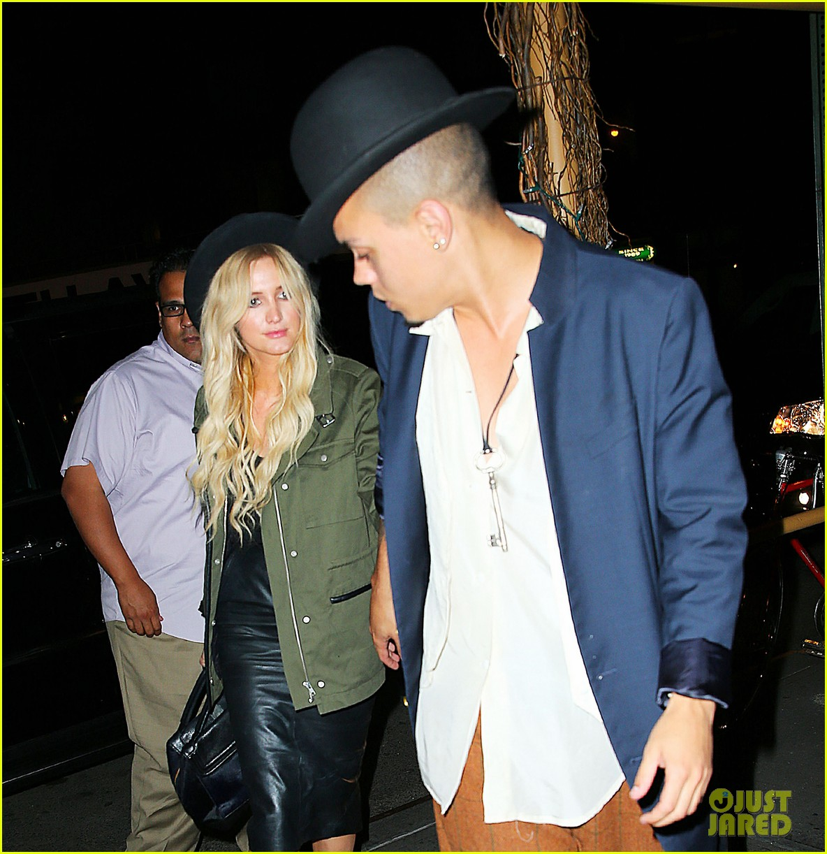 ashlee simpson evan ross say goodbye to new york city 133143907