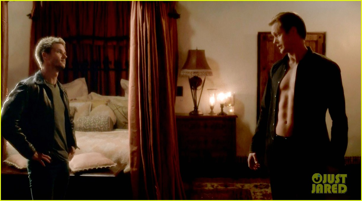 alexander skarsgard ryan kwanten true blood sex scene 133146382