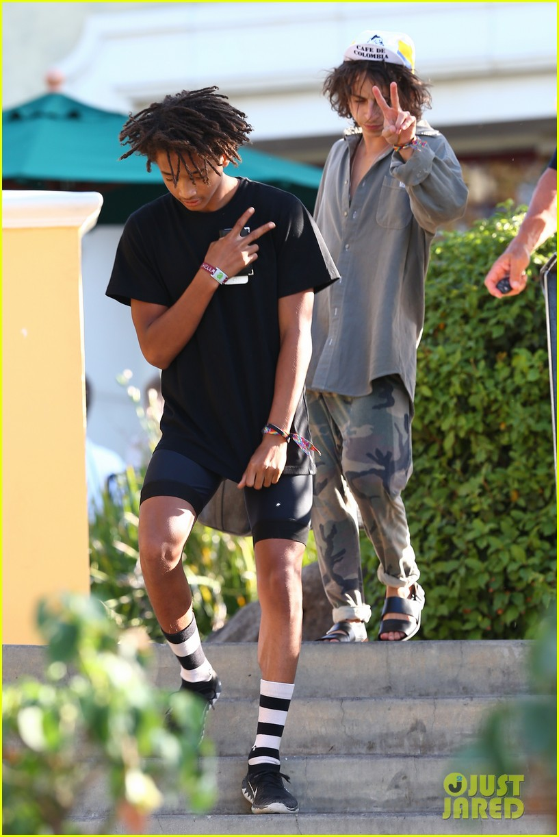 jaden smith willow smith snakes obsession us weekly 083141333