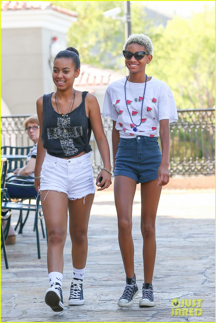 jaden smith willow smith snakes obsession us weekly 183141343