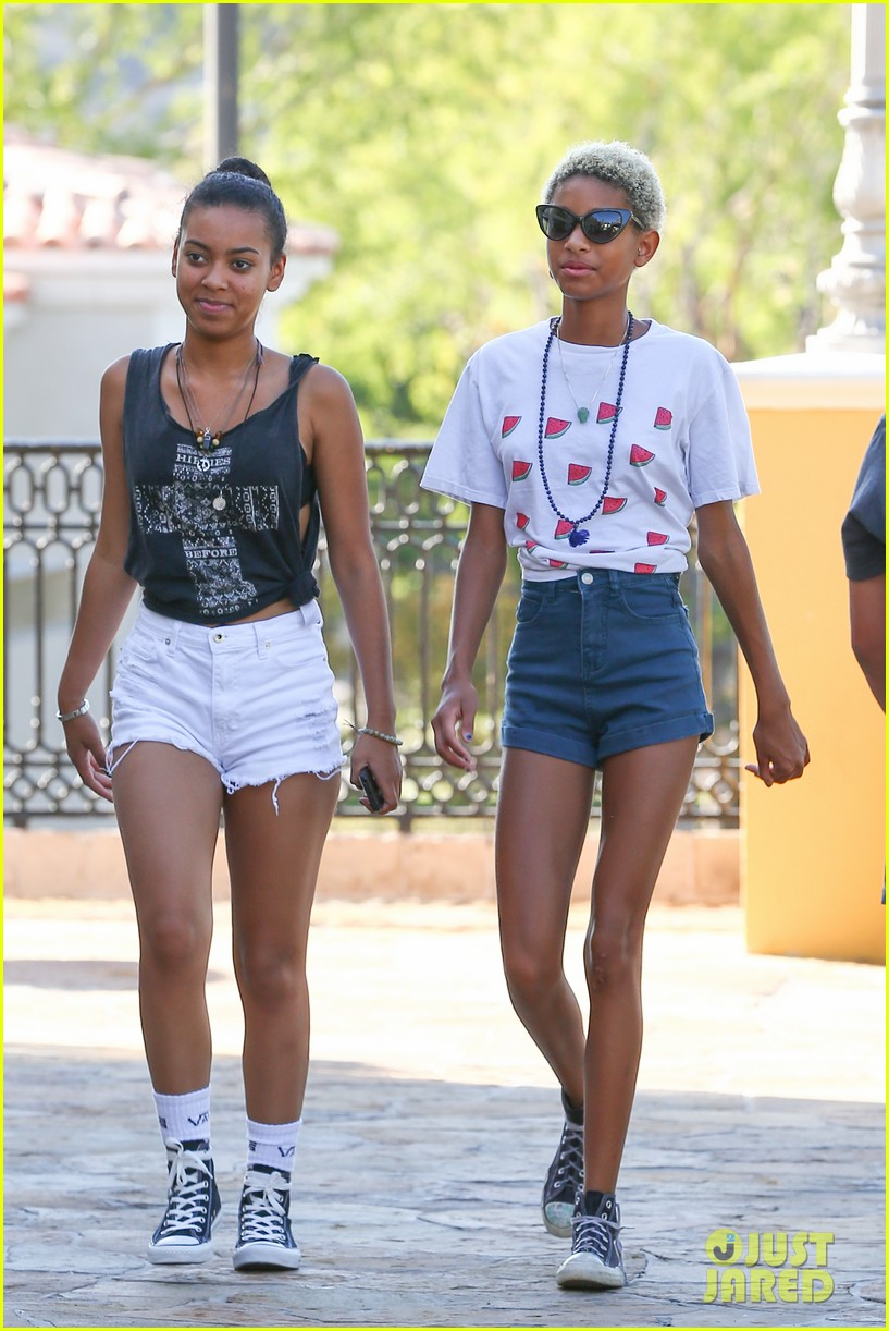 jaden smith willow smith snakes obsession us weekly 243141349