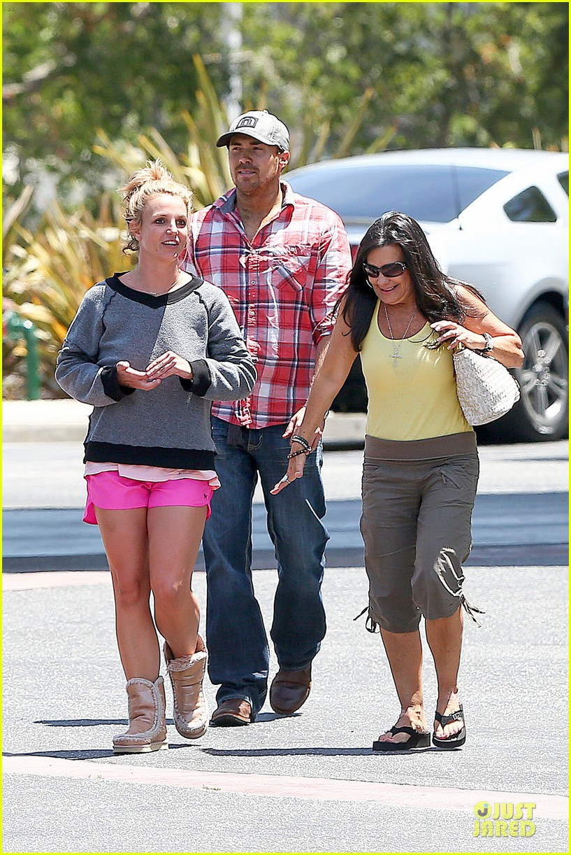 britney spears niece maddie is so adorable 013140800
