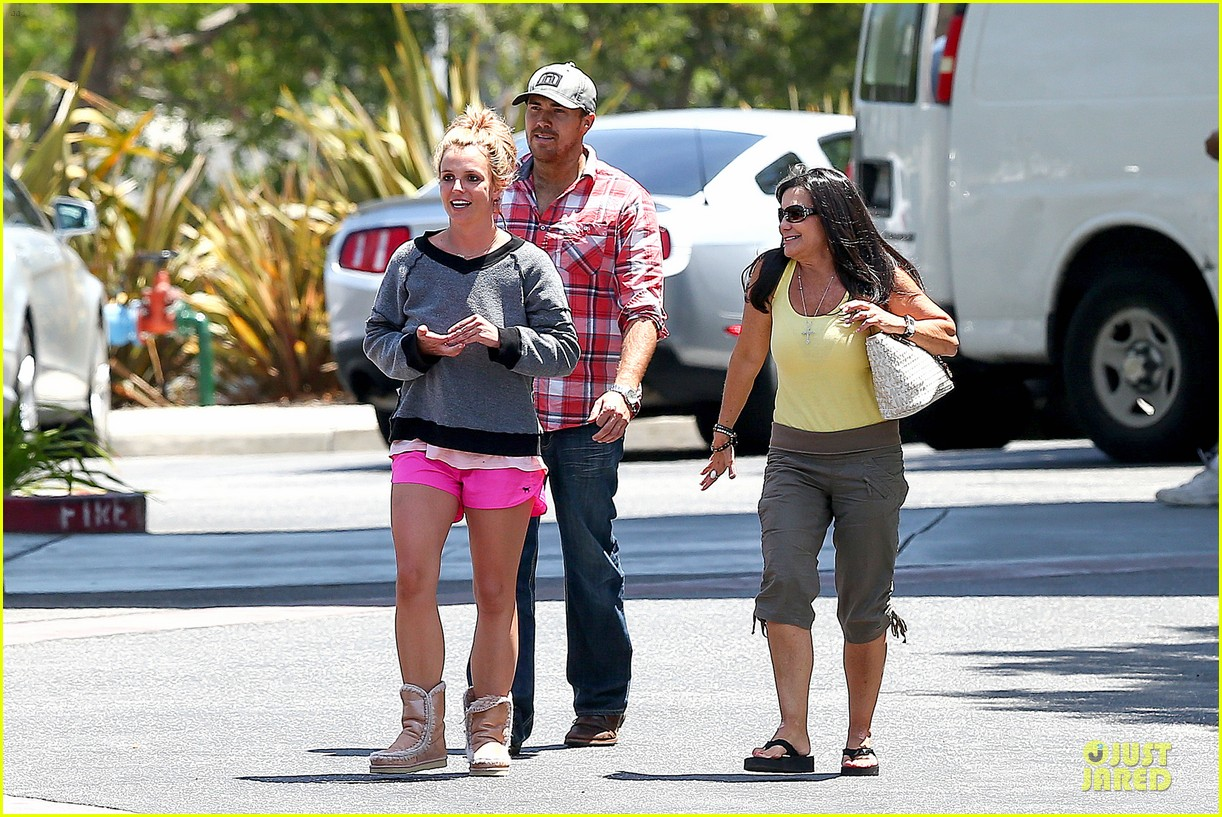 britney spears niece maddie is so adorable 093140808