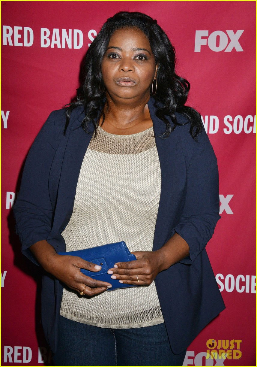 octavia spencer joins red band society cast at special l a screening 143143678
