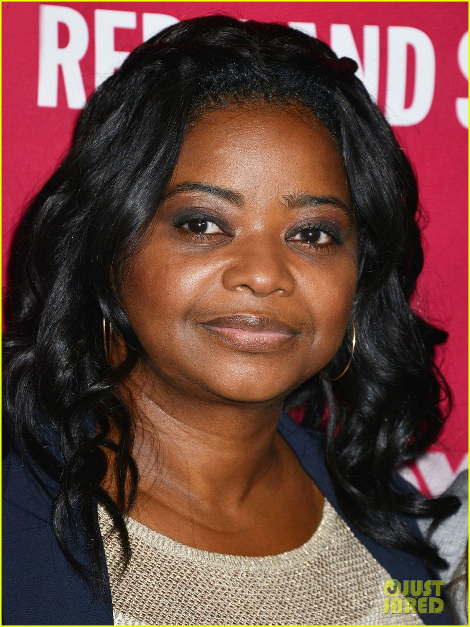 octavia spencer joins red band society cast at special l a screening 163143680