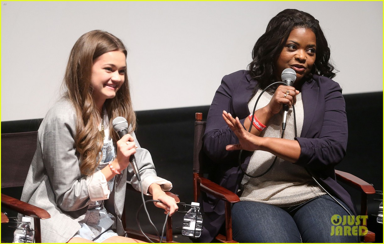 octavia spencer joins red band society cast at special l a screening 183143682
