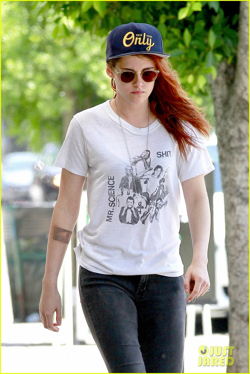 kristen stewart steps out solo on fathers day 073136646