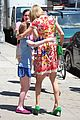 taylor swift wildflower dress young fans nyc 08