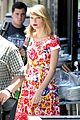 taylor swift wildflower dress young fans nyc 22