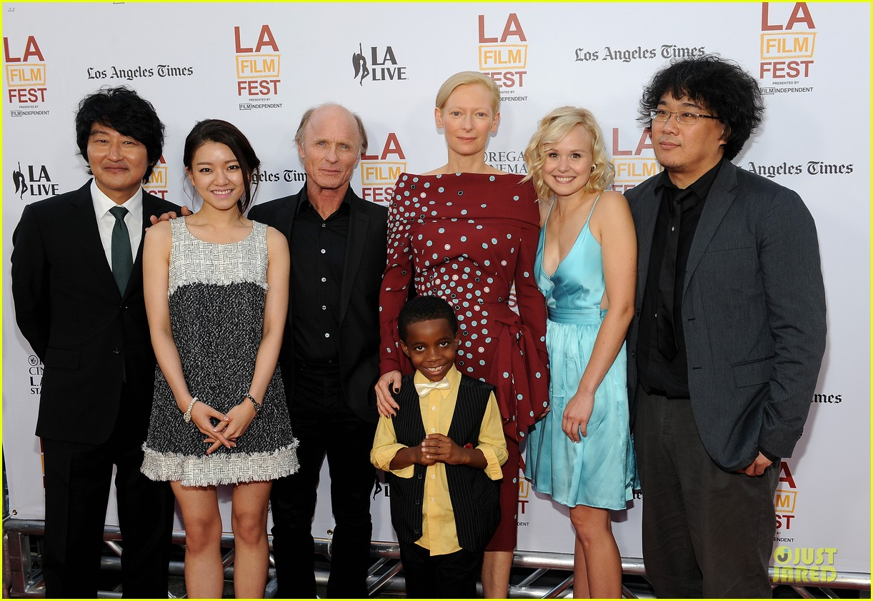 tilda swinton alison pill hot for snowpiercer laff premiere 023133680