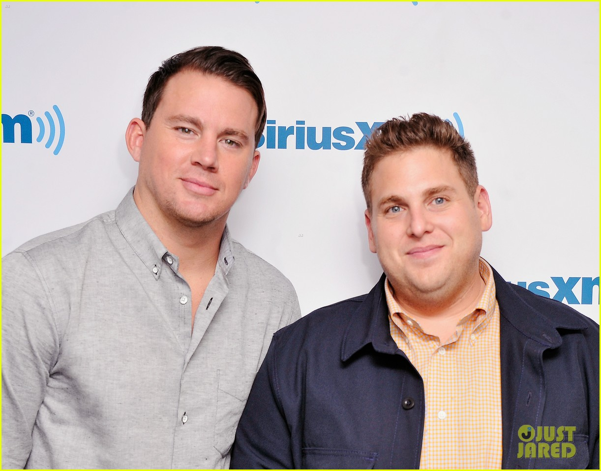 channing tatum joins jonah hill for 22 jump street press 113128200