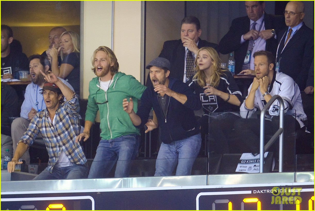 channing tatum joshua jackson chloe moretz kings game 023135099
