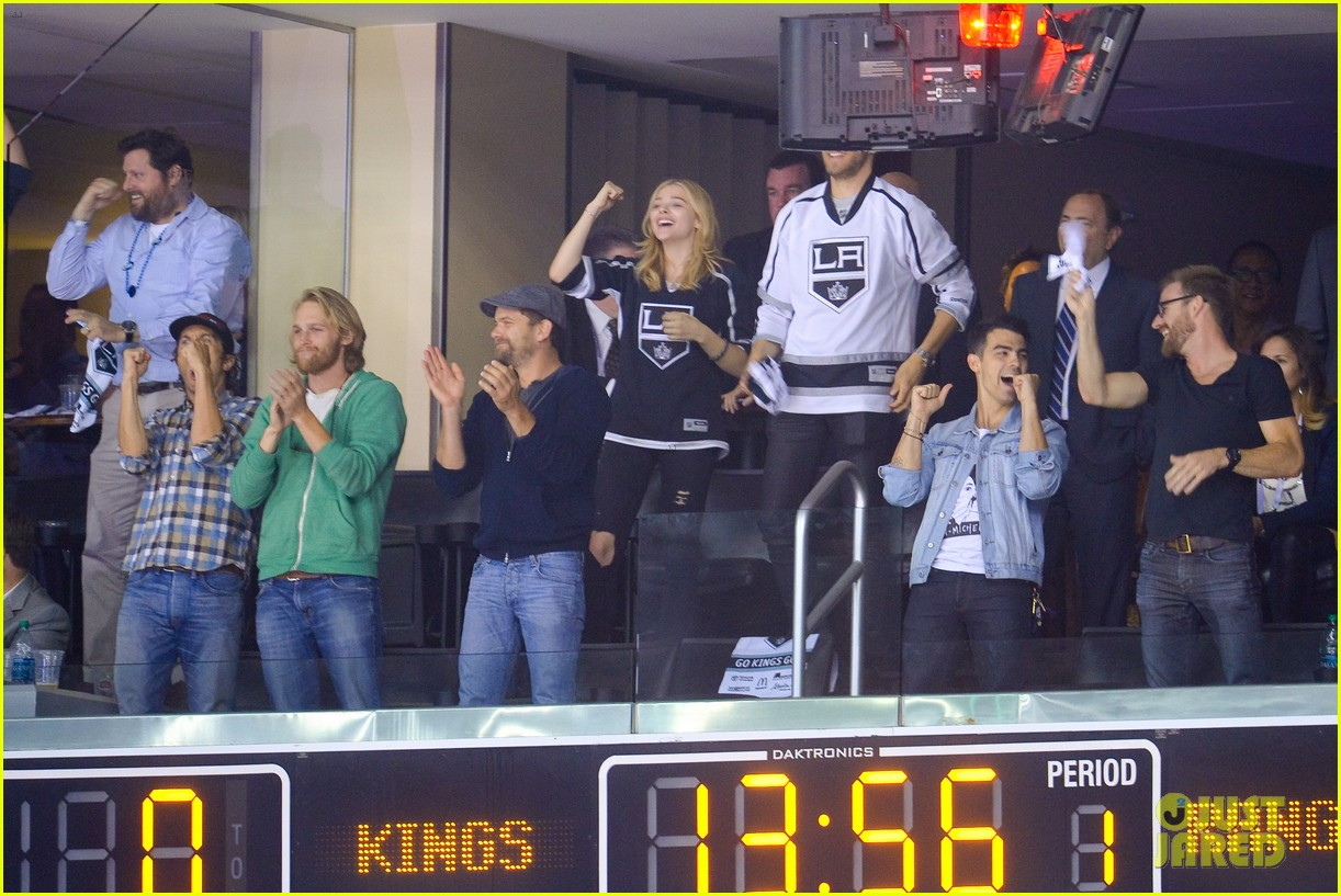 channing tatum joshua jackson chloe moretz kings game 063135103