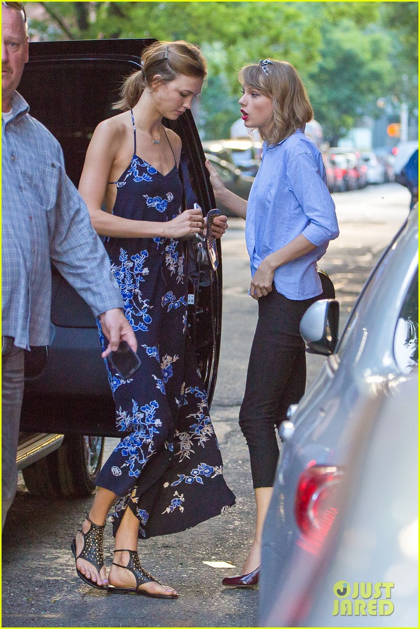 taylor swift karlie kloss catch up big apple 083137980