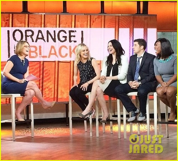 orange is the new black visits today show 033132456