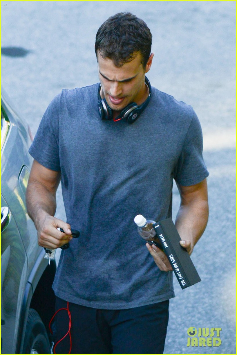 theo james reads tfios miles teller workout 043128168