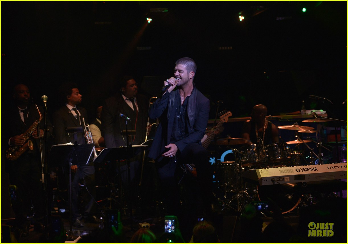 robin thicke paula album celebration 033145250