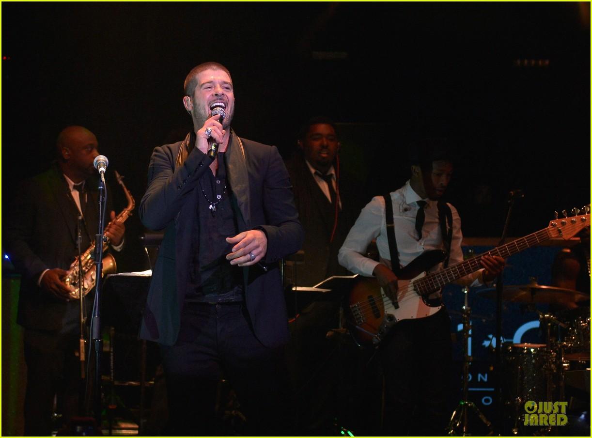robin thicke paula album celebration 063145253