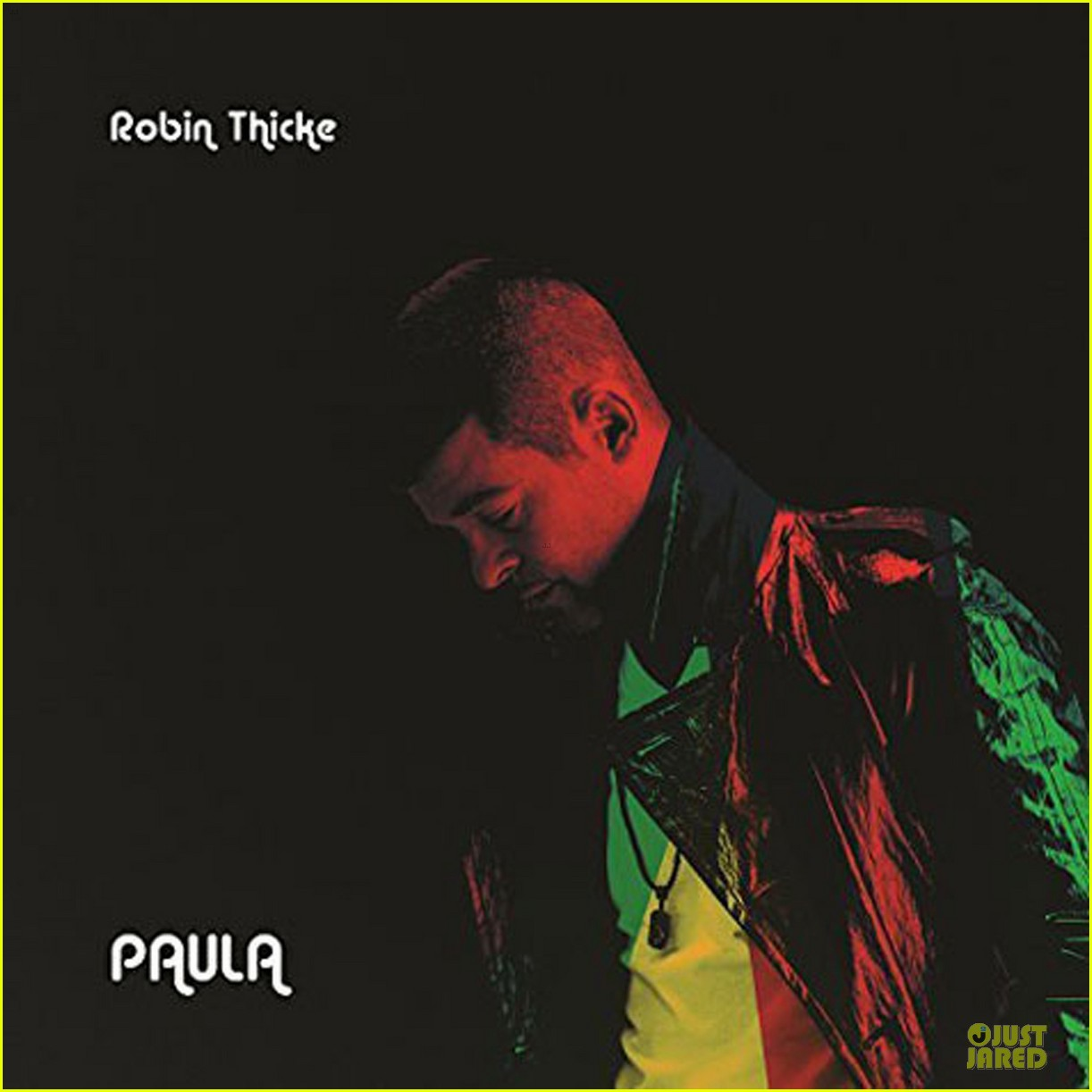 robin thicke reveals paula tracklisting colorful cover art 043139094