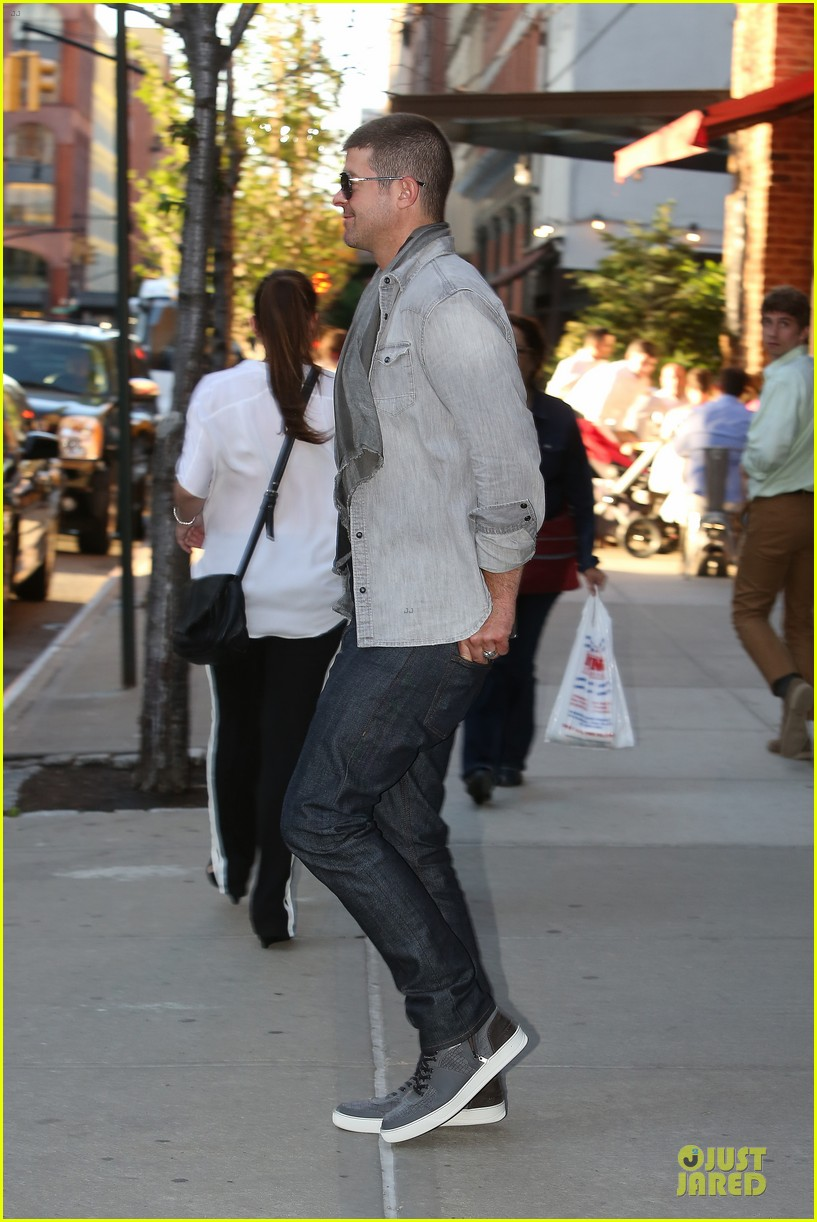 robin thicke pharrell williams support walmart 183130167
