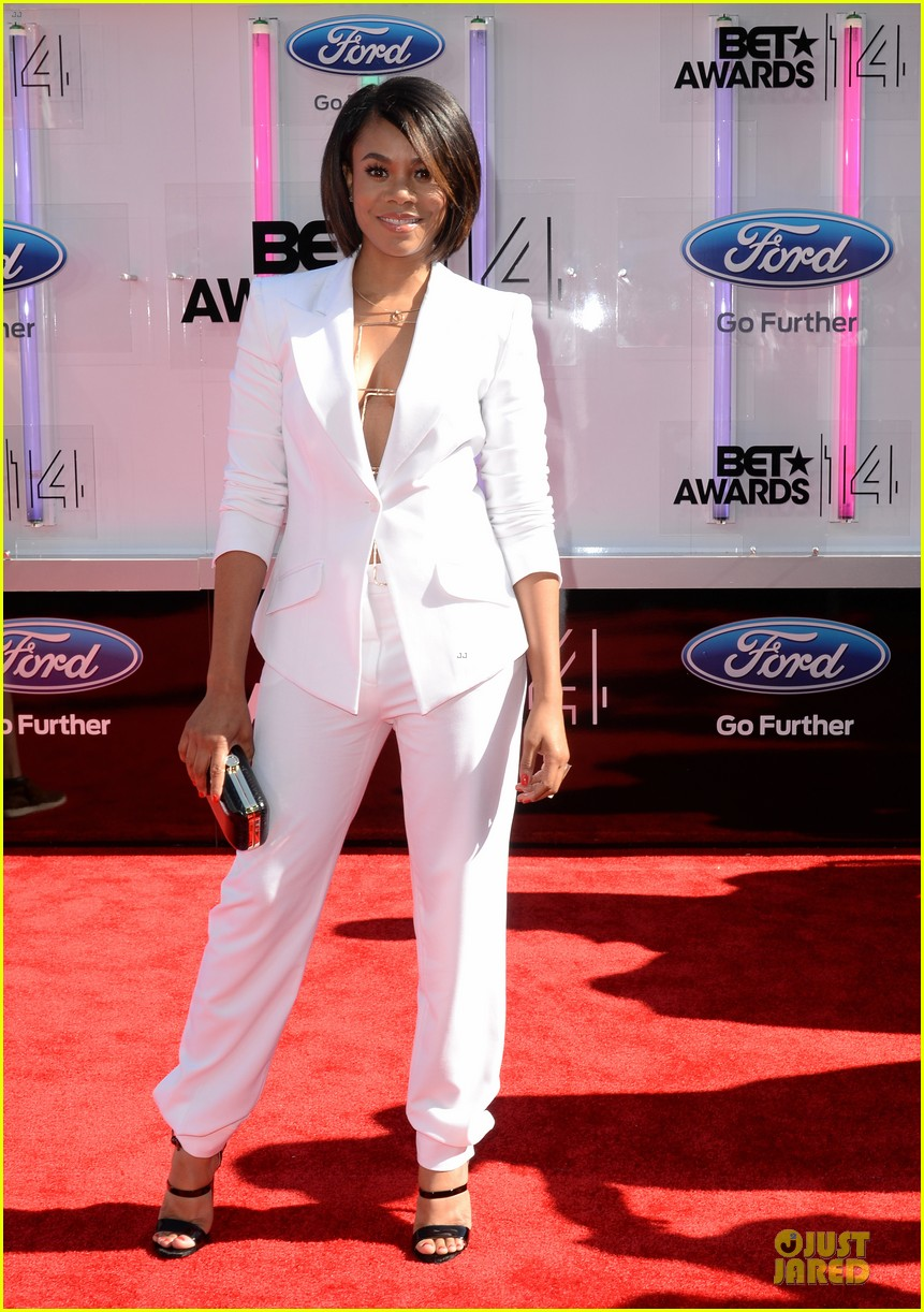 gabrielle union regina hall bet awards 2014 093146418