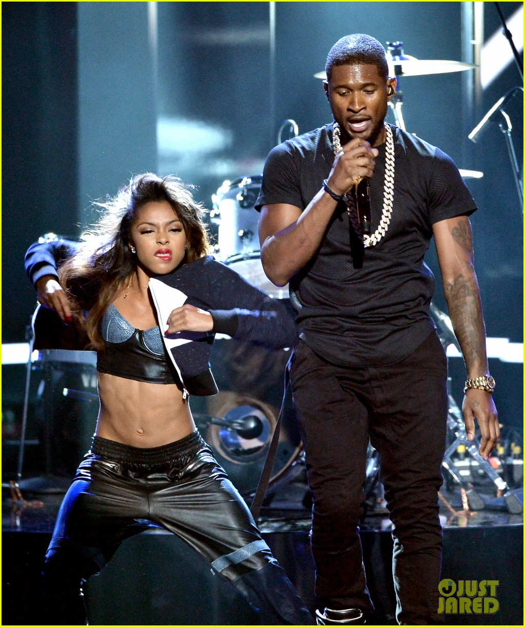 usher bet awards 2014 053146399