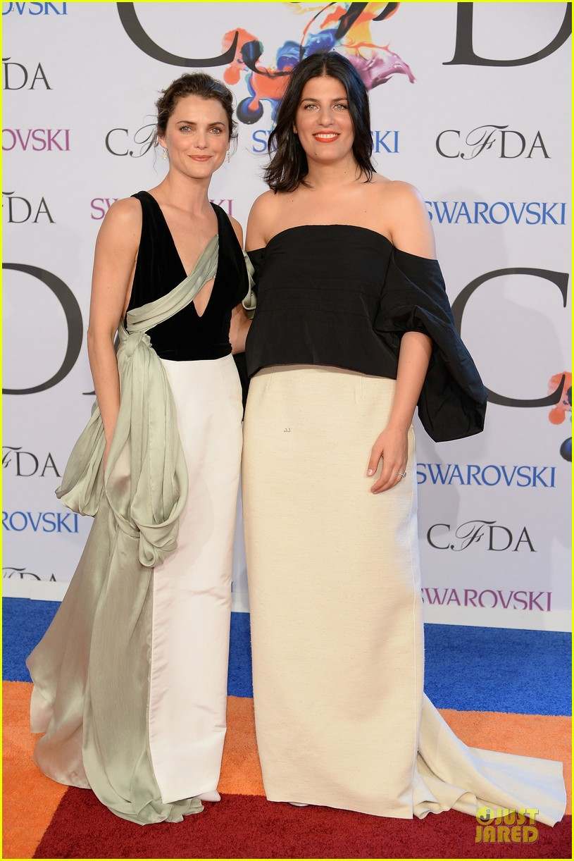 olivia wilde keri russell black at cfda awards 2014 053126825