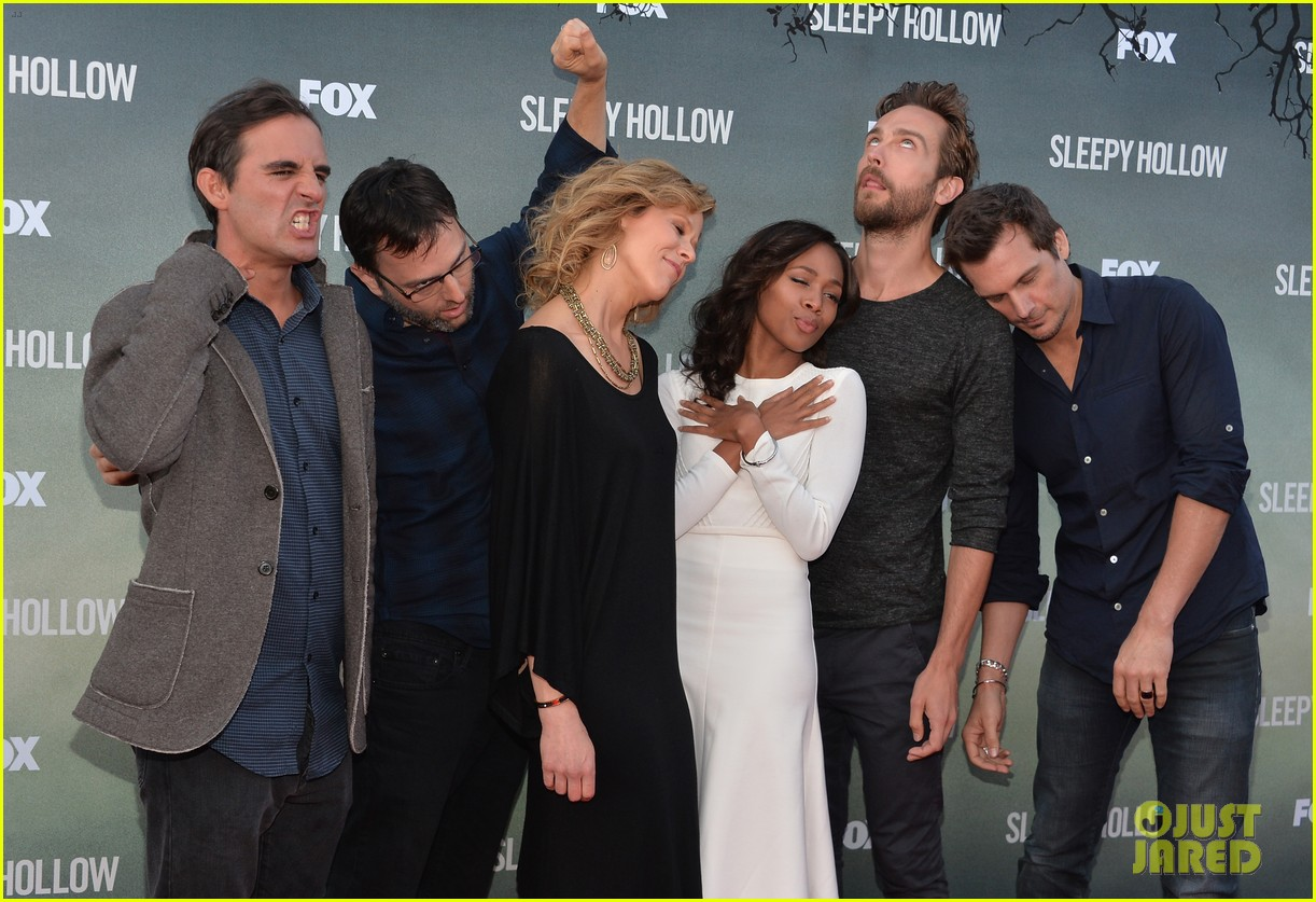 tom mison nicole beharie join len wiseman for sleepy hollow 06