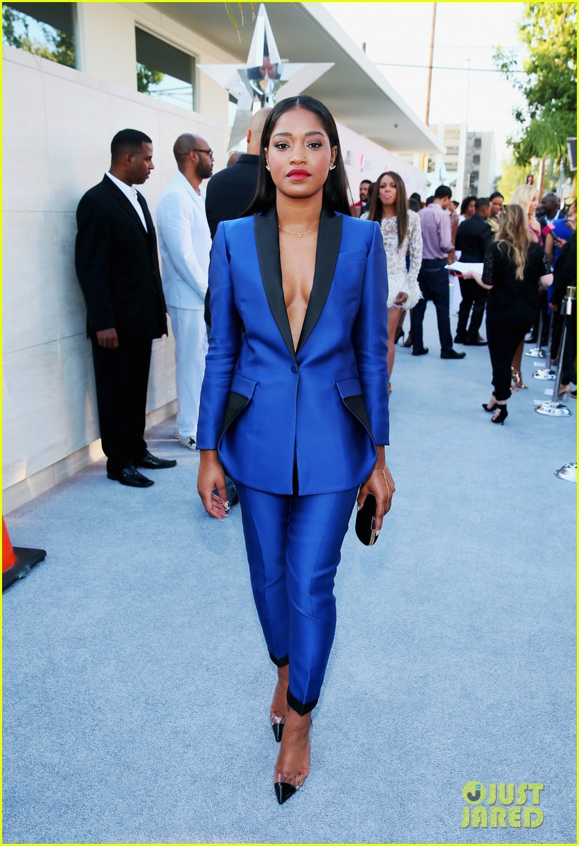 zendaya keke palmer tristan wilds bet pre dinner 153146005
