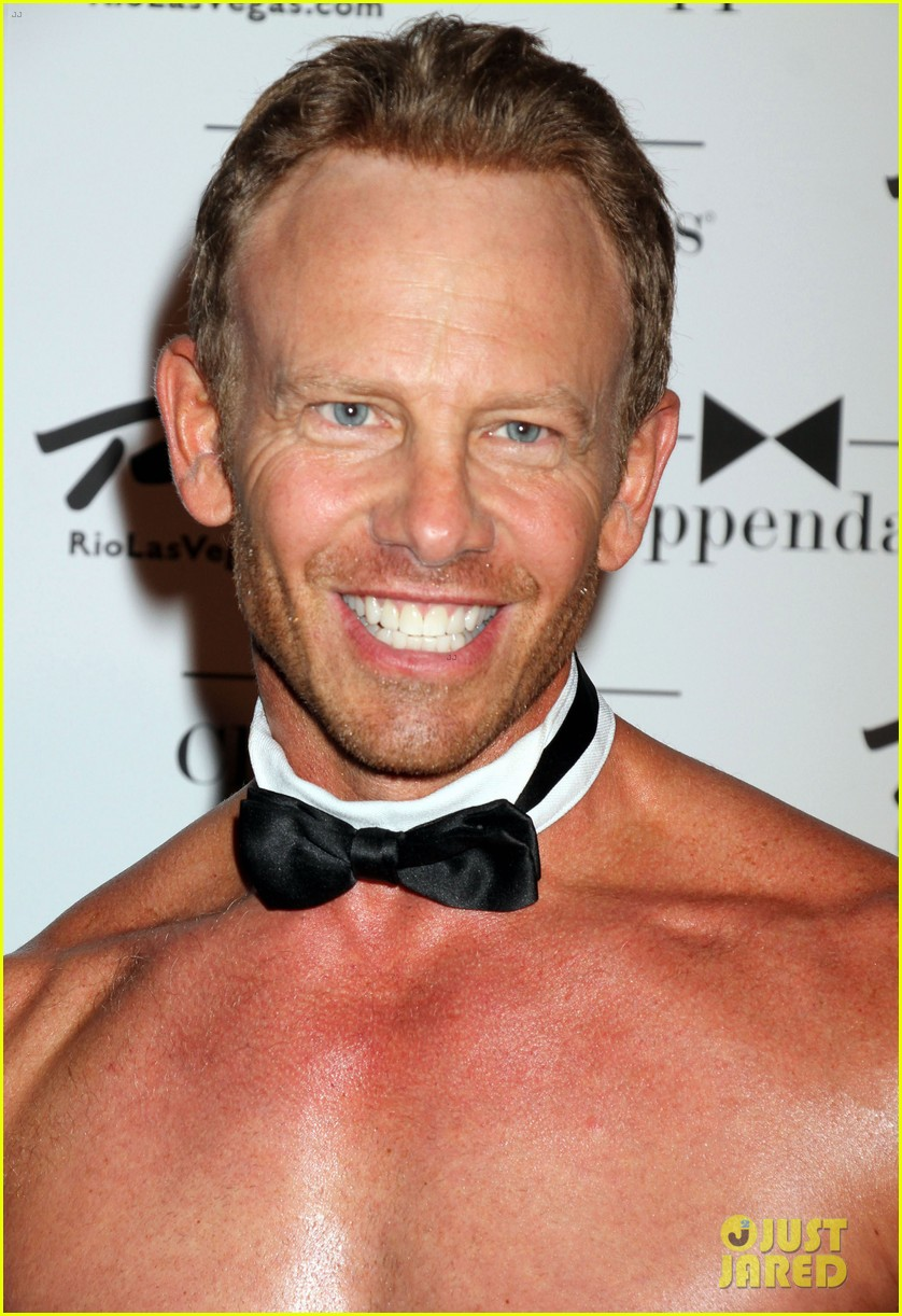ian ziering shirtless chippendales 083136402