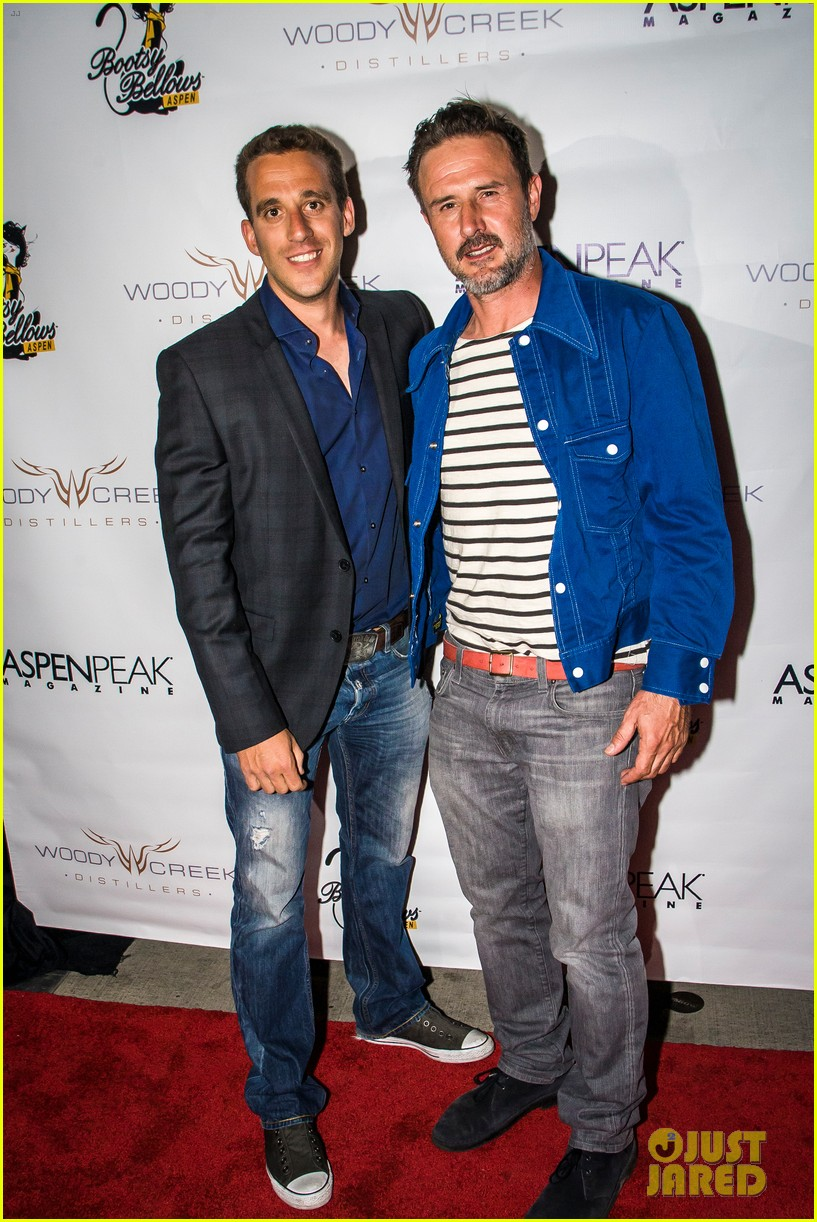 david arquette had to propose twice 083150937