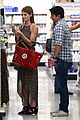 ashley greene target celebrating brothers birthday 10