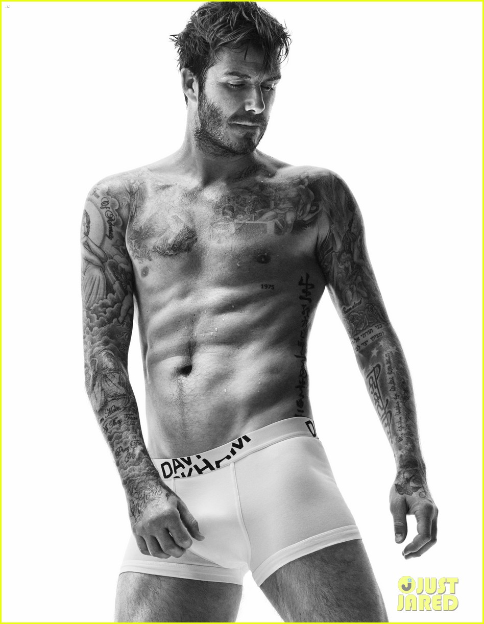 david beckhams hot shirtless body is on display for new hm bodywear 013148197