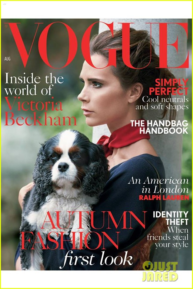 victoria beckham covers dual british vogue covers 013148322