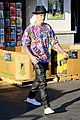 justin bieber cops condo six times weekend 02