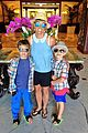 britney spears shares cute brunch photo boys 03