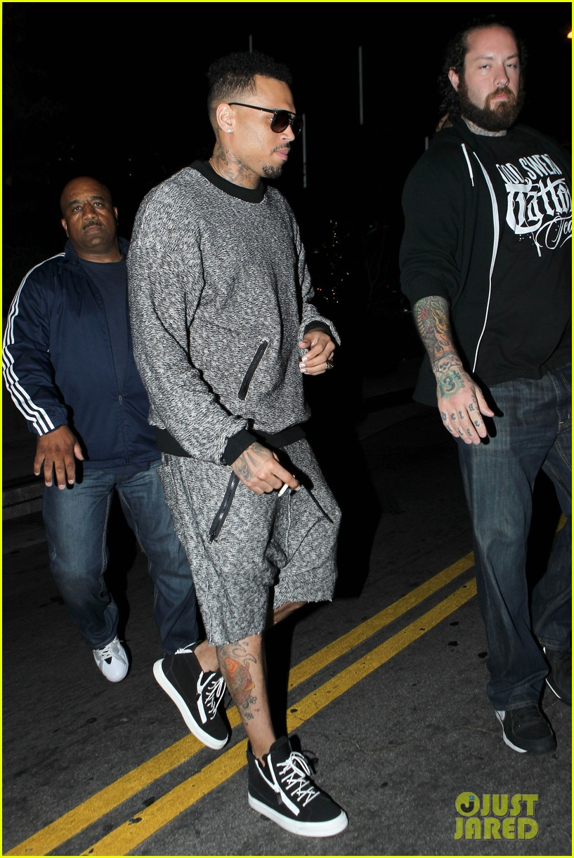 chris brown thanks god for what he does everyday 083148230