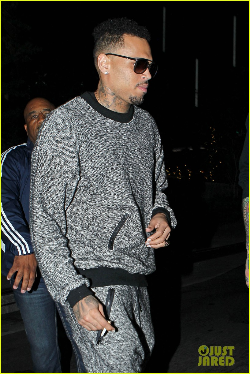 chris brown thanks god for what he does everyday 10